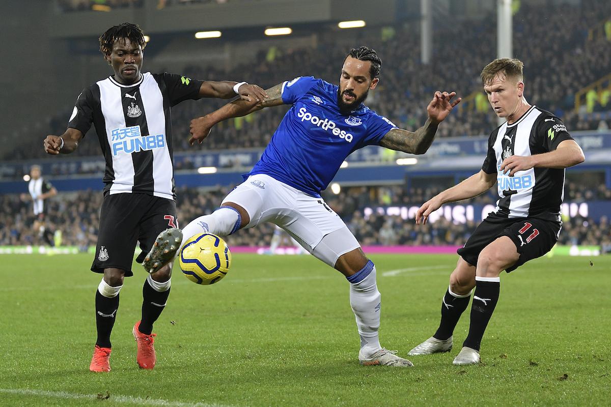 Xem lại Everton vs Newcastle, Ngoại hạng Anh – 22/01/2020