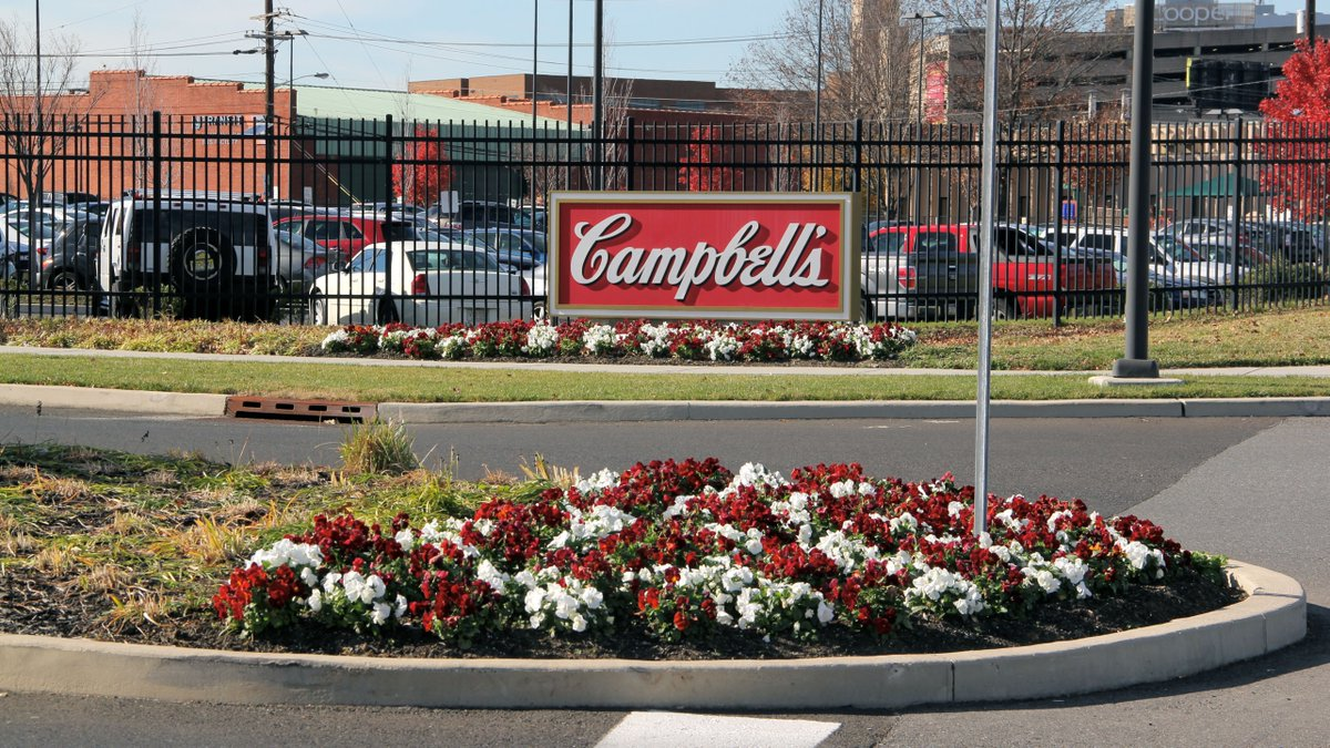 Is Campbell Soup staging a comeback? dlvr.it/RNTnfY