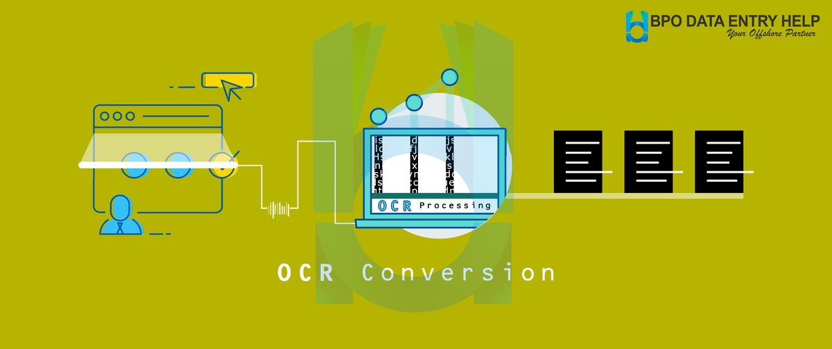 OCR is highly helpful in converting the printed books to eBooks.   visit:  https://www. bpodataentryhelp.com/content/servic es/ocr-conversion   …  mail at: support@bpodataentryhelp.com #OcrConversion #bpodataentryhelp #dataconversion #datamanagement #dataentry #DataEntryCompanies #DataEntryWork<br>http://pic.twitter.com/2ms3uxod1q