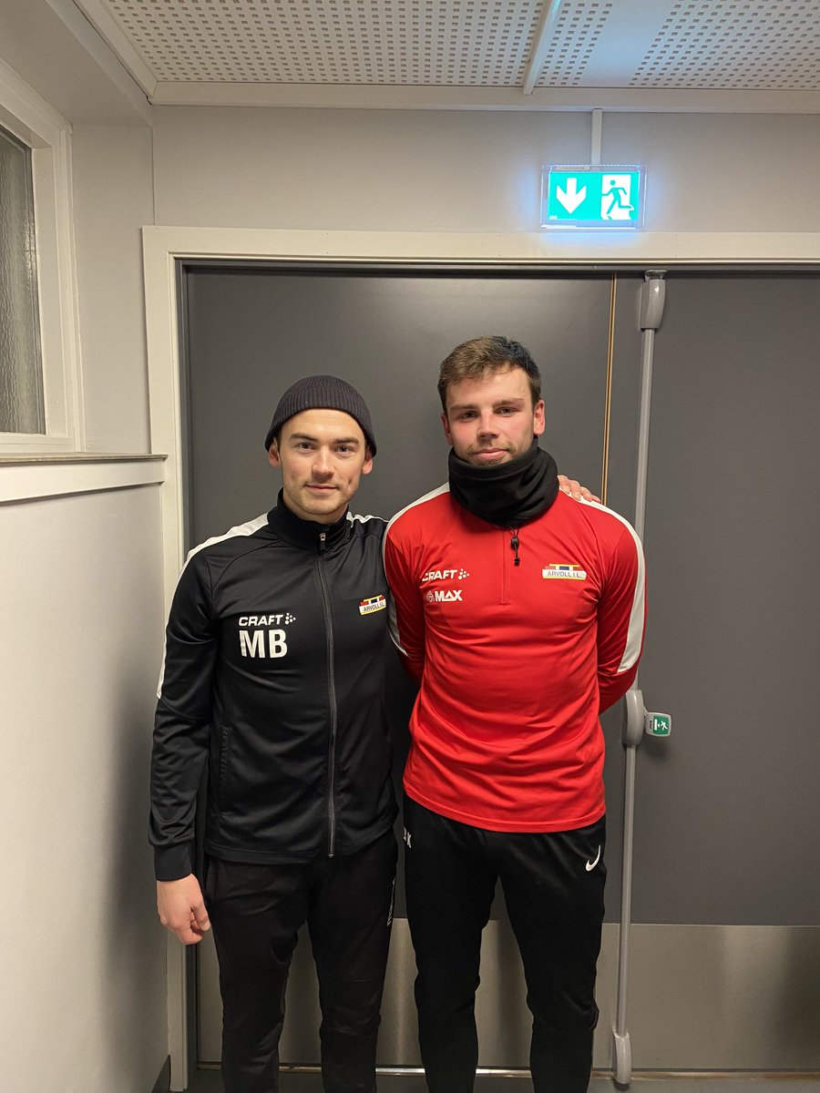 Vi rekrutterer fra solide Årvoll 2. Jonas Kongelf blir en del av A-laget i 2020.