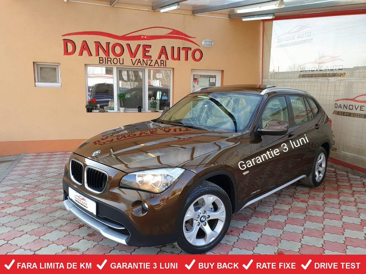 BMW X1 GARANTIE 3 LUNI, BUY BACK, RATE FIXE, Motor 2000 TDI, X drive(4x4), Euro 5, Pret 9499€ - arata si functioneaza foarte bine, fara zgarieturi sau alte defecte, acum si in rate fixe, vezi anunt https://is.gd/8nRJzupic.twitter.com/S4rInBLuZg