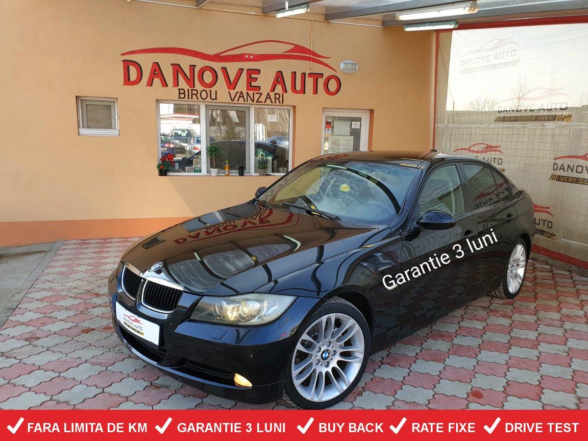 BMW Seria 3 GARANTIE 3 LUNI, BUY BACK, RATE FIXE, Motor 2000 TDI, 163 Cp, Navigatie/gps, 5299€ - arata si functioneaza foarte bine, fara zgarieturi sau alte defecte, acum si in rate fixe, vezi anunt https://is.gd/hNYMXVpic.twitter.com/Mtw392m5zB