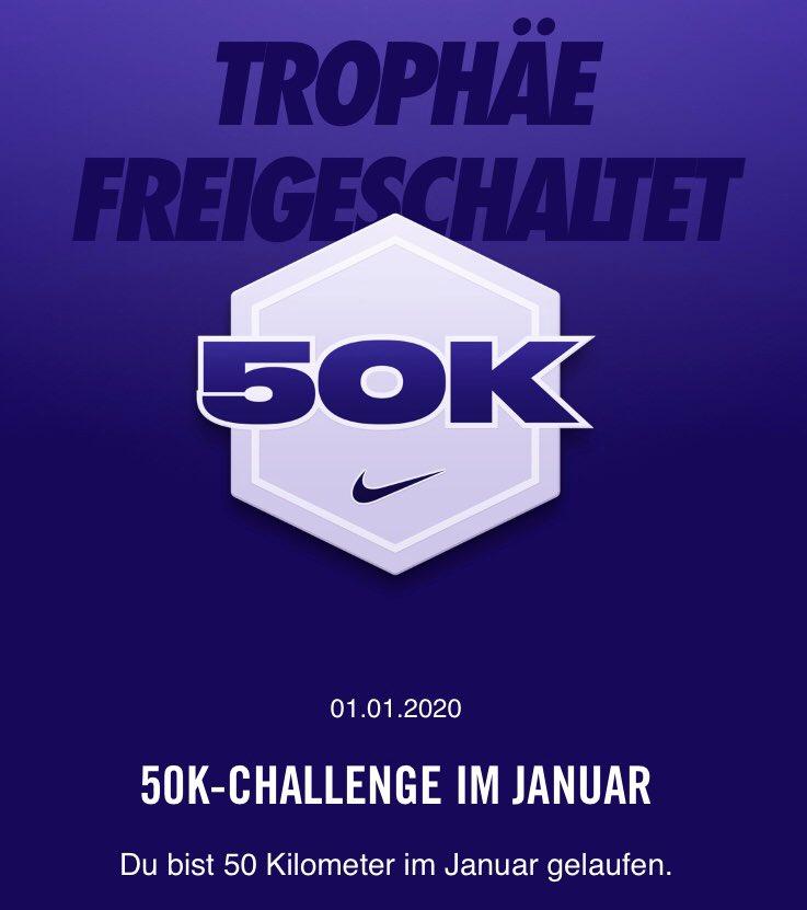 More than half is done in January #nikerunclub #nike #running #runningmotivation #run #runnersofinstagram #sport #fitness #healthy #50k #challenge #motivation #saxyman#teamkuegler #andreasrunnerpic.twitter.com/45gz4mOe2E