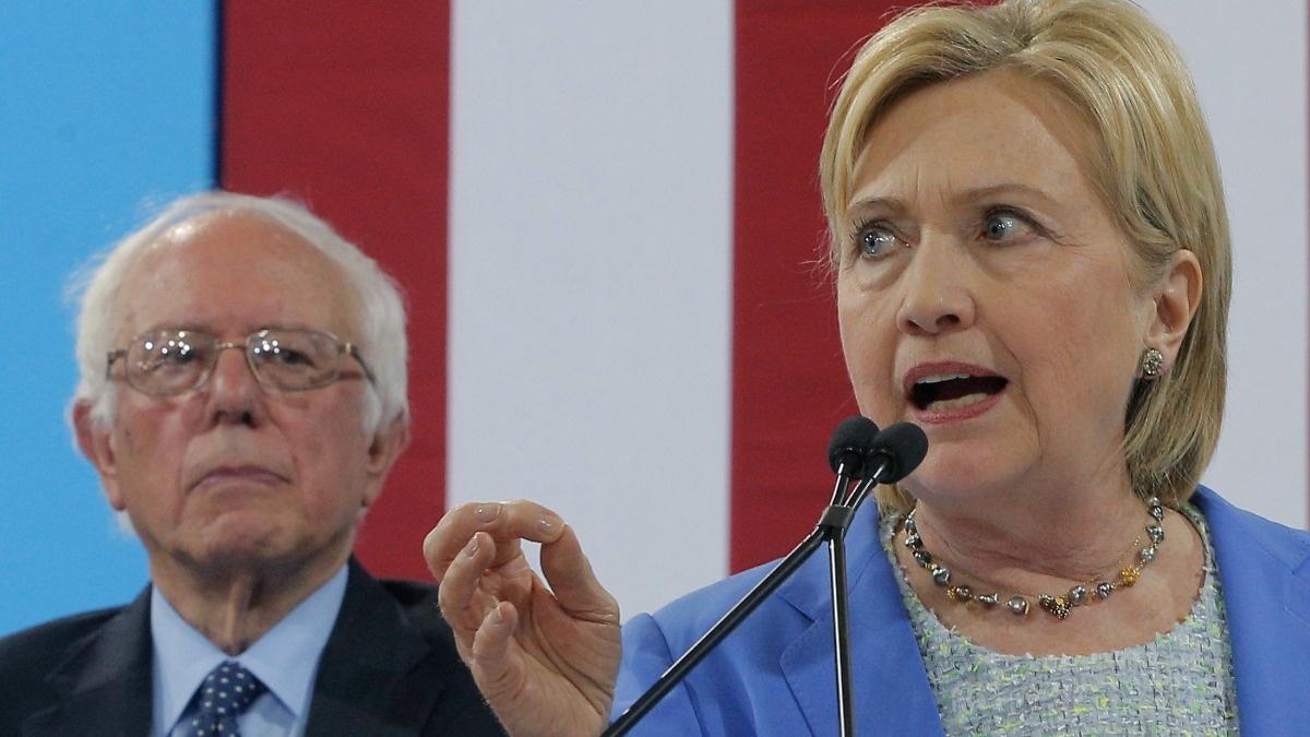 Clinton on Sanders: 'Nobody likes him' https://reut.rs/3aqGK8p