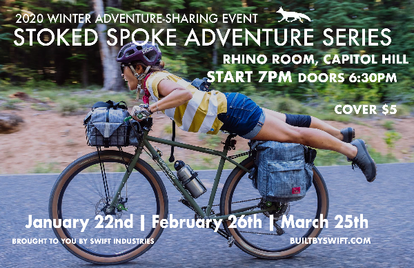 "Swift Industries on Twitter: ""Stoked Spoke Adventure Series kicks off  tomorrow night! Come join us. - https://t.co/cNFWjnrkQE… """