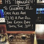 Image for the Tweet beginning: Happy Hour till 31st January