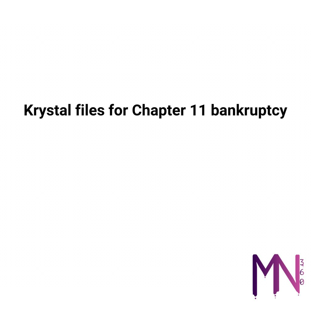Krystal files for Chapter 11 bankruptcy https://is.gd/dzCNcG  #musicnews360 #music #newsong #lovethissong #listentothis #cannabis #california #business #news #love #follow #comment #tweegram #stocks #money #trump #democrats #nsfw