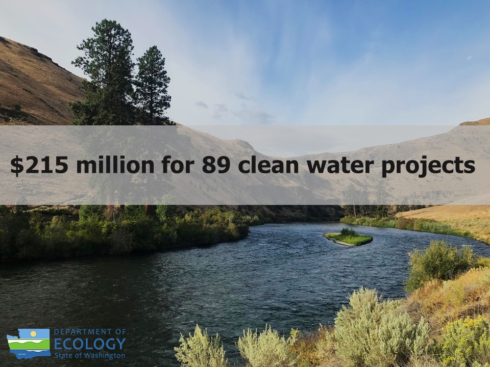 Whether it's repairing a leaking septic system or building stormwater infrastructure, these local clean water projects are a big part of Puget Sound recovery! Learn more about the $215M we're proposing to award to communities!https://ecologywa.blogspot.com/2020/01/215-million-proposed-for-clean-water.html…pic.twitter.com/4OcDTdxAVQ