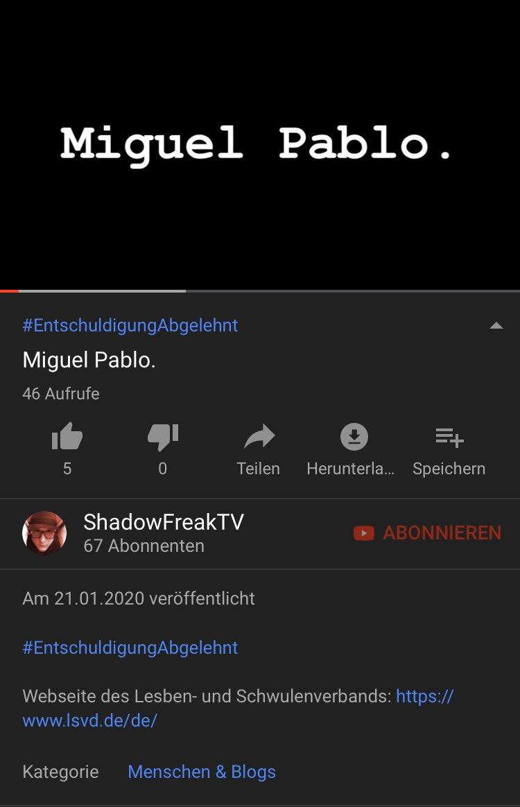 #MiguelPablo