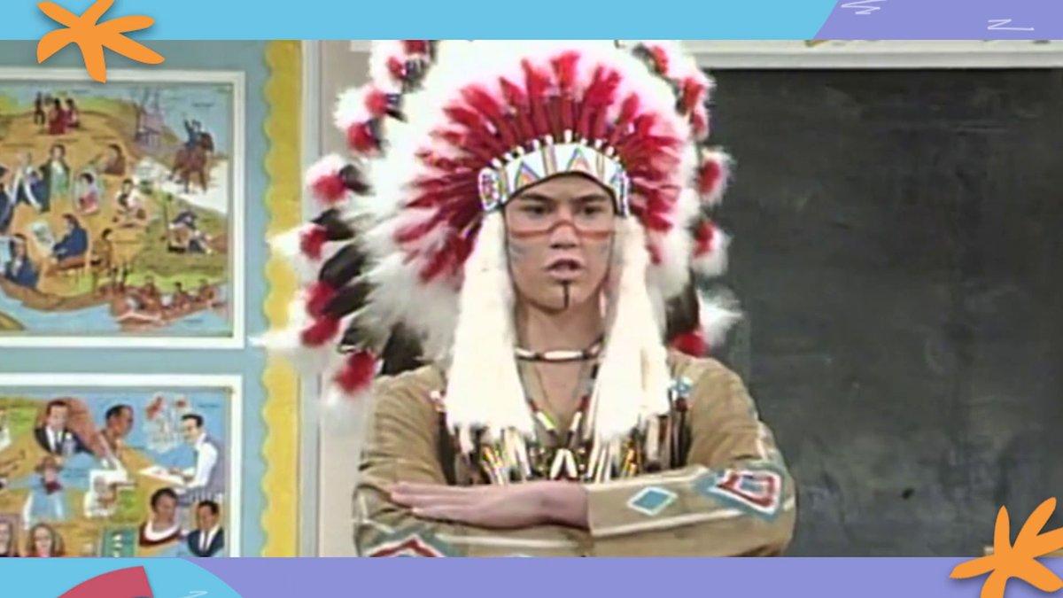 Remember when Zack Morris disgraced his Native American ancestors? Zack Morris is trash. https://www.funnyordie.com/2017/11/16/17720984/the-time-zack-morris-disgraced-his-native-american-ancestors…