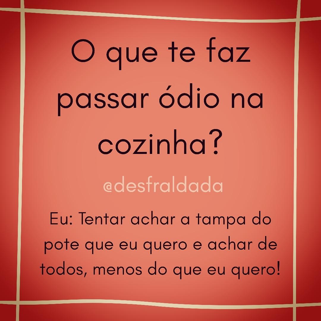 E vocês, desfraldados? Me contem tudo, não me escondam nada! #adultadesfraldada #cozinha #memesbrasileiros #memes #poteplastico #pote #desfraldada #donadecasareal #blogdolar #morarsozinho #meucafofo #mktdigital #meular #perguntaserespostas  #nacozinha #donadecasaeusoupic.twitter.com/M60I4HBhQ0