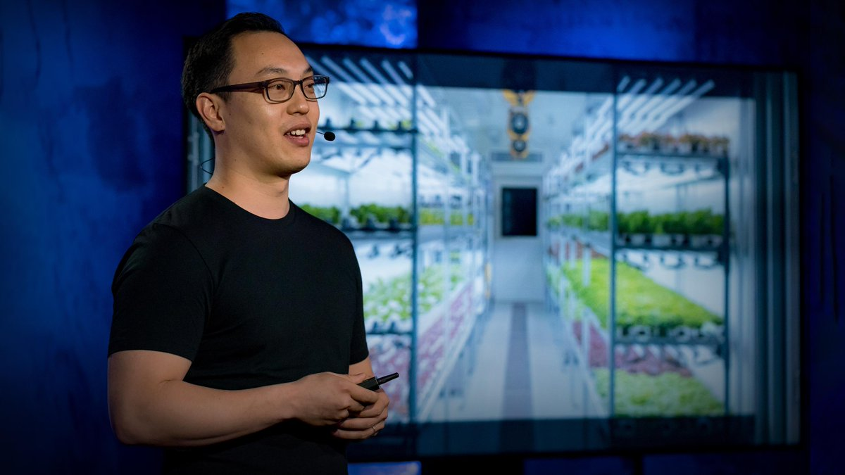 Are indoor vertical farms the future of agriculture? http://t.ted.com/eDxMrGP