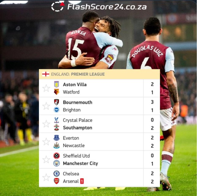 All the #EnglishPremiership League fixtures from tonight! Matche details and stats: 👇http://bit.ly/2om1N86#CHEARS #Epl #pl