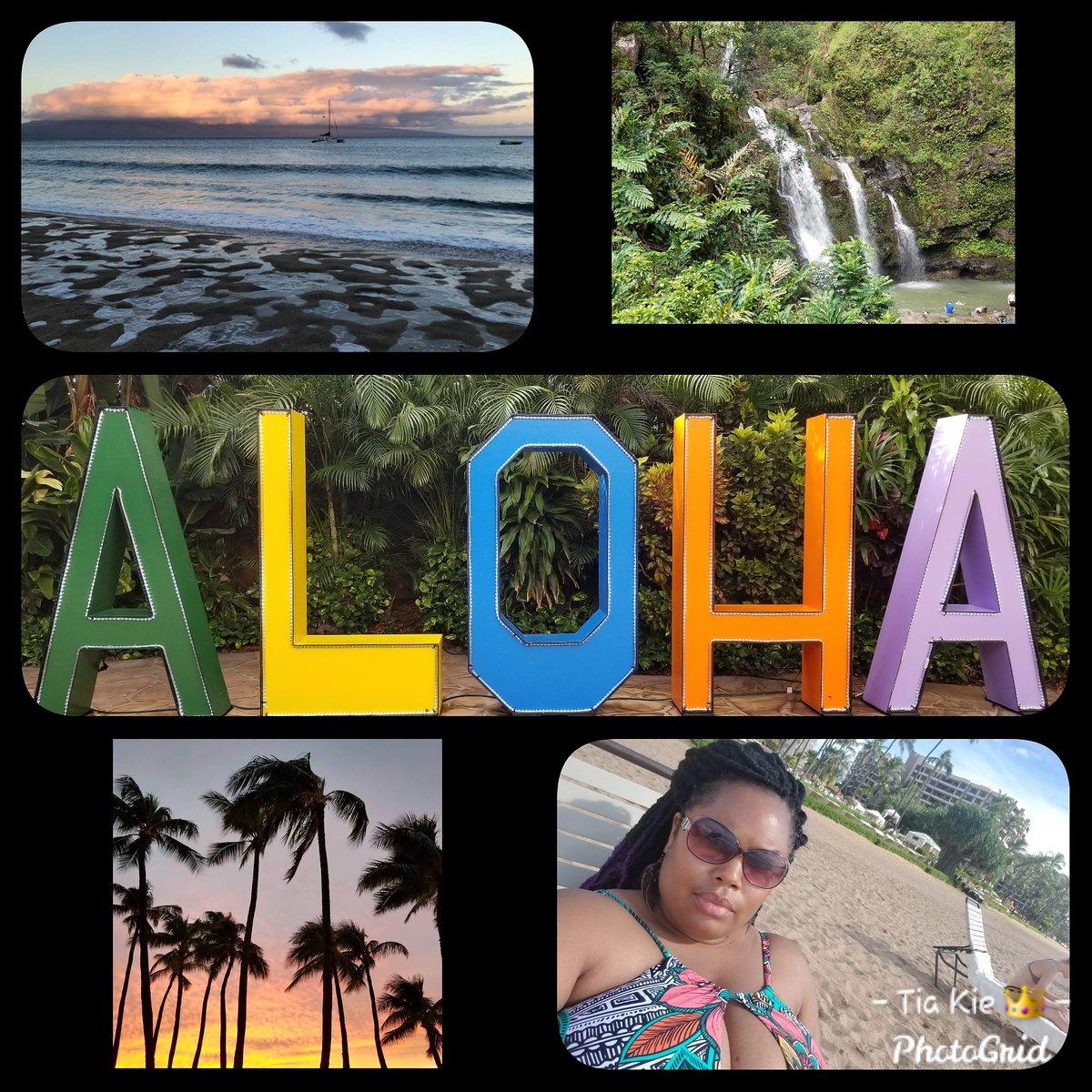 Take me back.... . . . #takebeback #maui #hawaii #divakie #DivaKieonthemove #DivaKieinHawaii #Keys2Travel #imovedifferent #runningwanderer #beachdreams #waterfalls #sunset #outdoors #exploringtheglobe #girlslovetravel #beautifuldestinationspic.twitter.com/7F9hAtlHbP