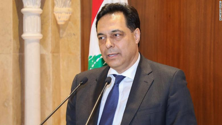 After months of escalating protests, Lebanon has named a new prime minister and cabinet