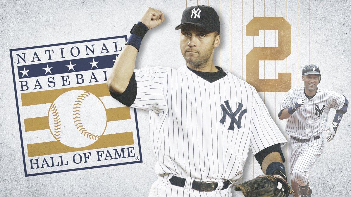 A Bronx legend. A baseball legend. #HOF2020