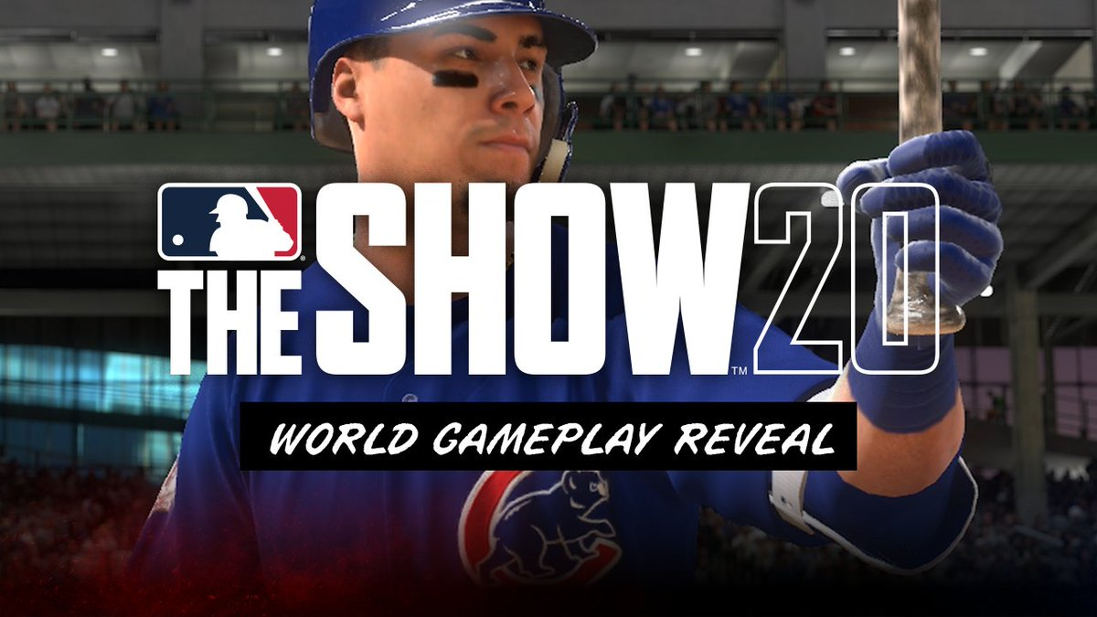 Replying to @MLBTheShow: Wait for it... Pre-Order Now: