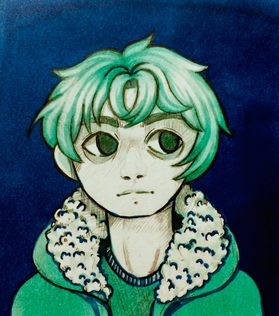#myart #myartwork #drawing #doodle #sketch #ink #AnimeArt #anime https://t.co/MKUA3bvJGK