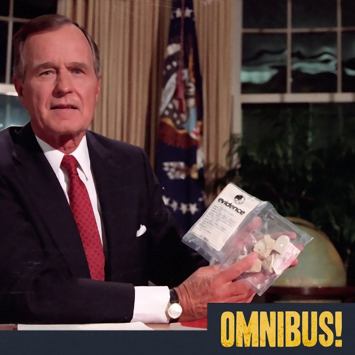 On today's @OmnibusProject: how do you get three ounces of crack into the Oval Office? It takes a village. https://www.omnibusproject.com/225