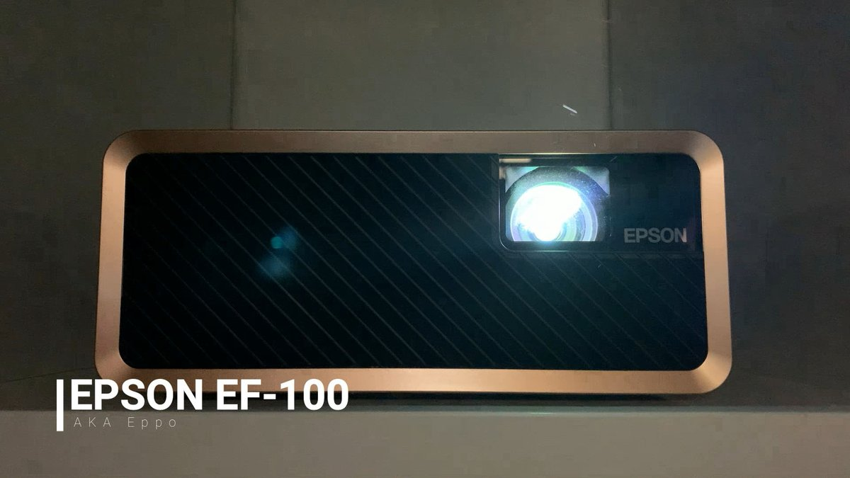 in60 Episode 1 – Epson EF 100 Projector  https://www.youtube.com/watch?v=CtU4v72RWs0…  @EpsonAust #in60 #epson #projector #overview #review #hometheatre #pc #computer #pchardware #gaming #gamingpc #pcgaming #gaminghardware #tech #techreview #technologypic.twitter.com/v8EYIQOWju