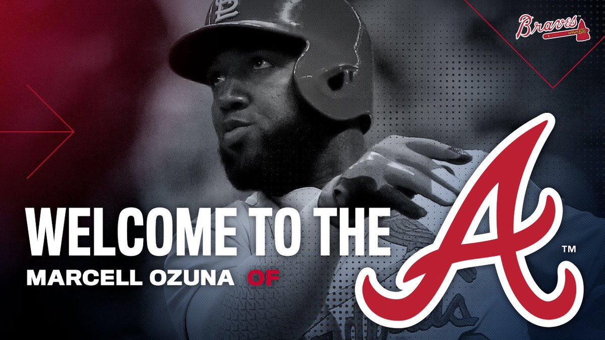 Welcome to #Braves Country, Marcell!