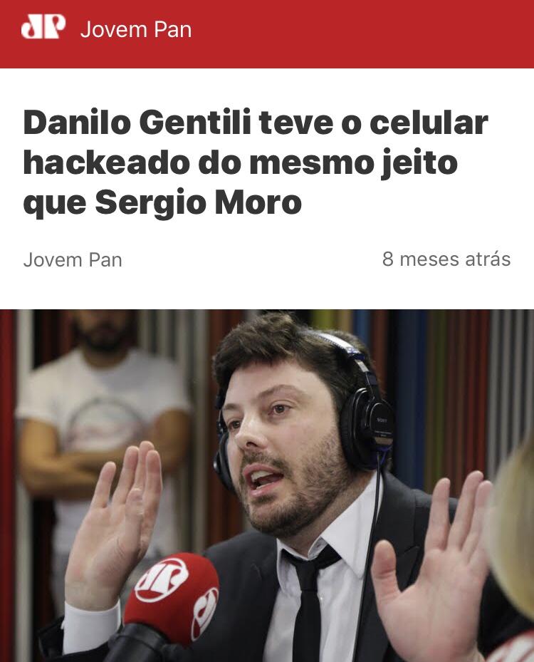O MP implicou o Greenwald pelo hackeamento do meu celular: http://www.mpf.mp.br/df/sala-de-imprensa/noticias-df/operacao-spoofing-mpf-denuncia-sete-por-crimes-envolvendo-invasoes-de-celulares-de-autoridades-brasileiras…1) Pq invadir privacidade de um comediante?2) Como reagiria o jornalismo mainstream, q tanto escarcéu promoveu contra mim por conta de PIADAS, se eu tivesse relação com hackeamento de um deles?