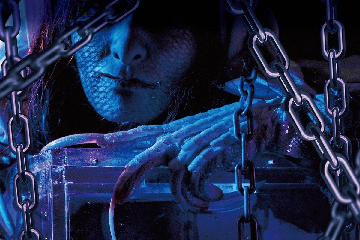 """[明日から開催] サンシャイン水族館の「ホラー水族館」第4弾、海の妖女""""セイレーン""""による新たな恐怖体験 -"""
