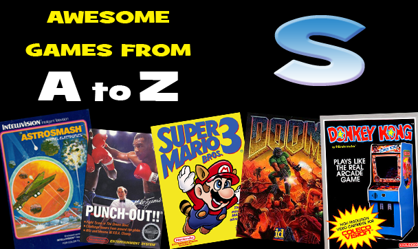 AWESOME GAMES from A to Z: Letter S https://youtu.be/tW-85KDQXm4  #Atari #intellivision #commodore64 #c64 #retropic.twitter.com/VKhRRBuwQv