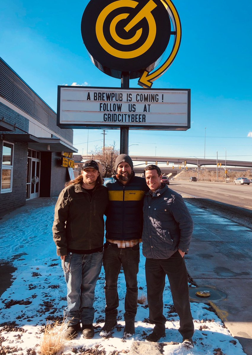 Best picture in front of the new sign wins some merch. Tag us and use #tastebalancefinish to qualify  #beer #drinkcraft #drinklocal #utahbeer #saltlakecity #craftbeer #utahbrewery #gridcitybeerworkspic.twitter.com/jzl8KMwNqr