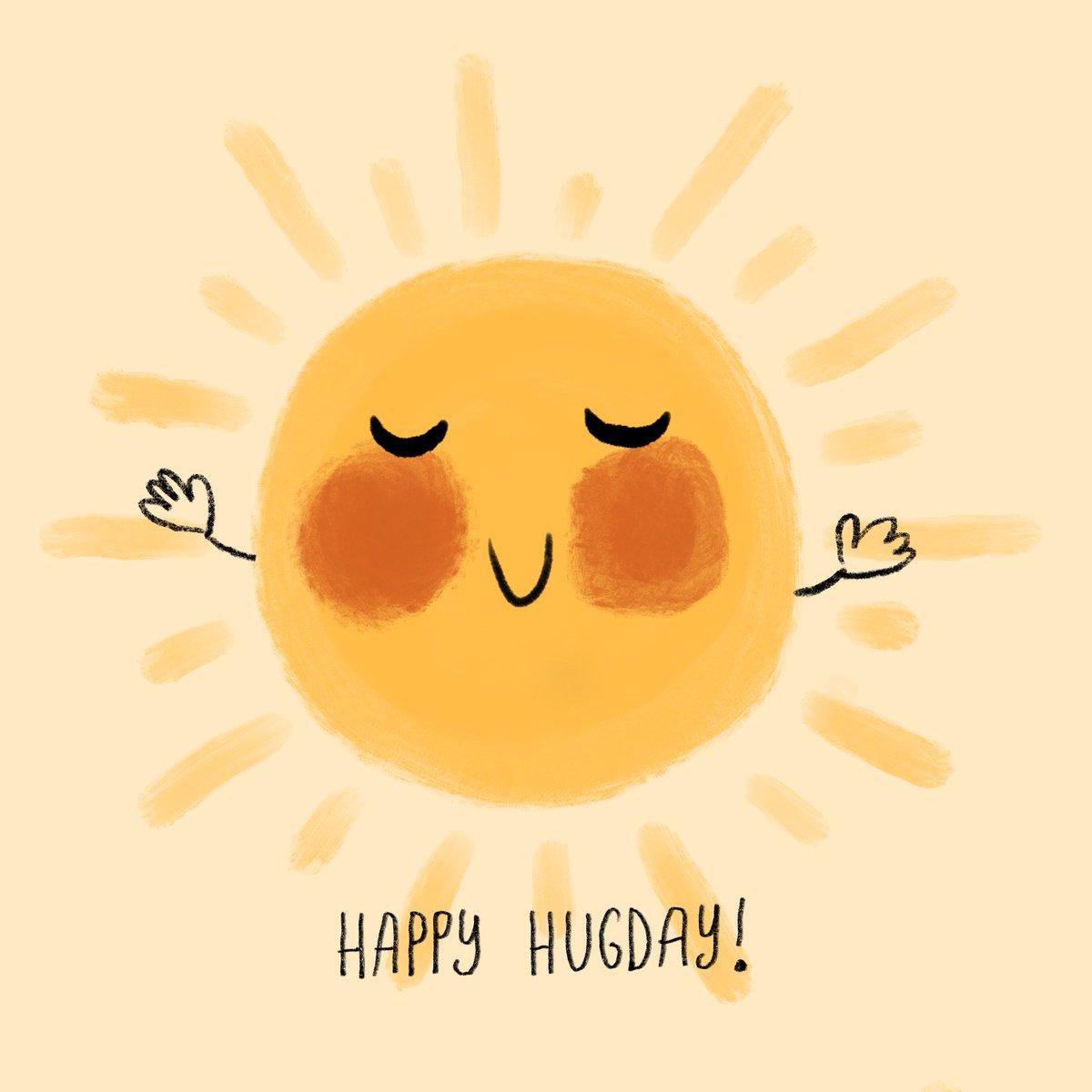 Happy #NationalHugDay