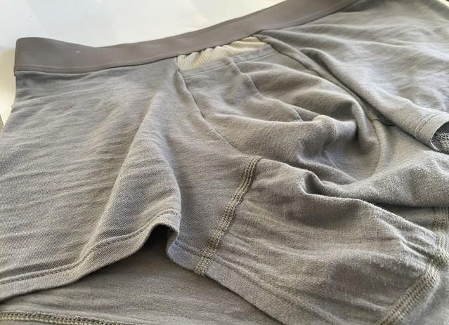 【すごい】7日間洗わなくても臭くない下着「Silver Underwear」蒸れなどによる不快感を感じず、常にすべすべの状態をキープ。普段だけでなく、災害時にも重宝するという。