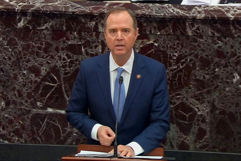 Schiff says Senate impeachment process will not lead to a fair trial