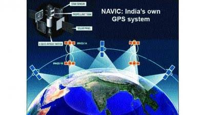 #Qualcomm launches three chipsets with Isro's #NavIC #GPS for #Android smartphones...In a major push to Made-in-India GPS, chip major #Qualcomm has launched three new chipsets -- Snapdragon 720G, 662 and 460 -- with support for #NavIC. It has been developed by #ISRO.
