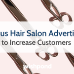 Need help marketing your salon? Use these 20 fabulous hair salon advertising ideas to increase customers and grow your online presence. Click here: https://t.co/ExKcOECVSk