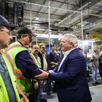 Image for the Tweet beginning: Great to meet with workers