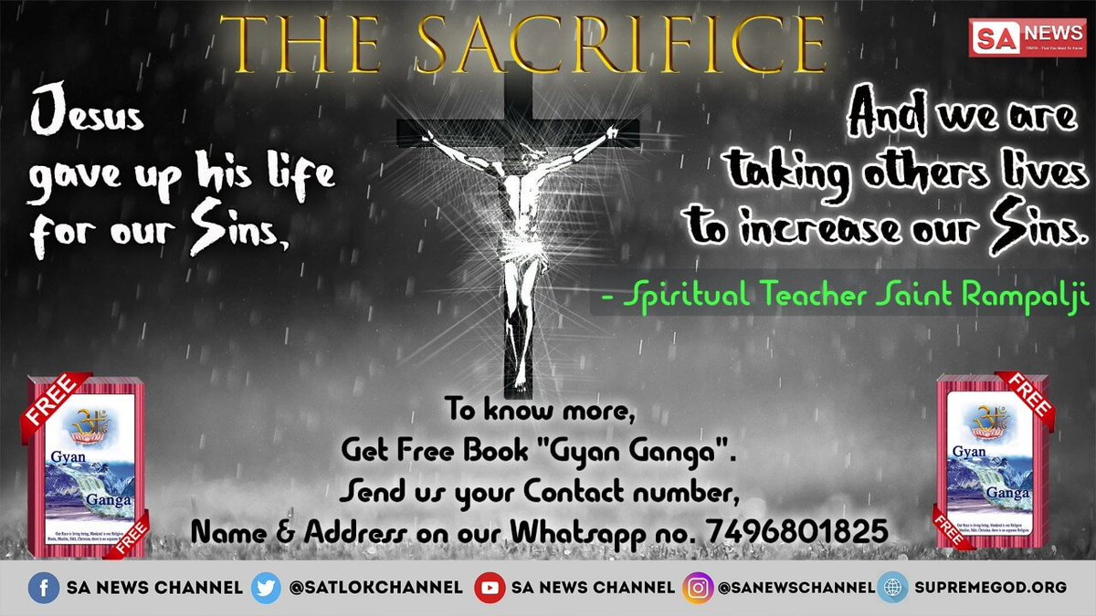 #RealGod_Is_InForm Who is creator of all has body. According to holy Bible Genesis 1:25 - 1:27 Who created all in six days and sat on throne on 7th day is Supreme God, He created human being in His own form. Real God Is Kabir  . #WednesdayMotivation #WednesdayThoughts