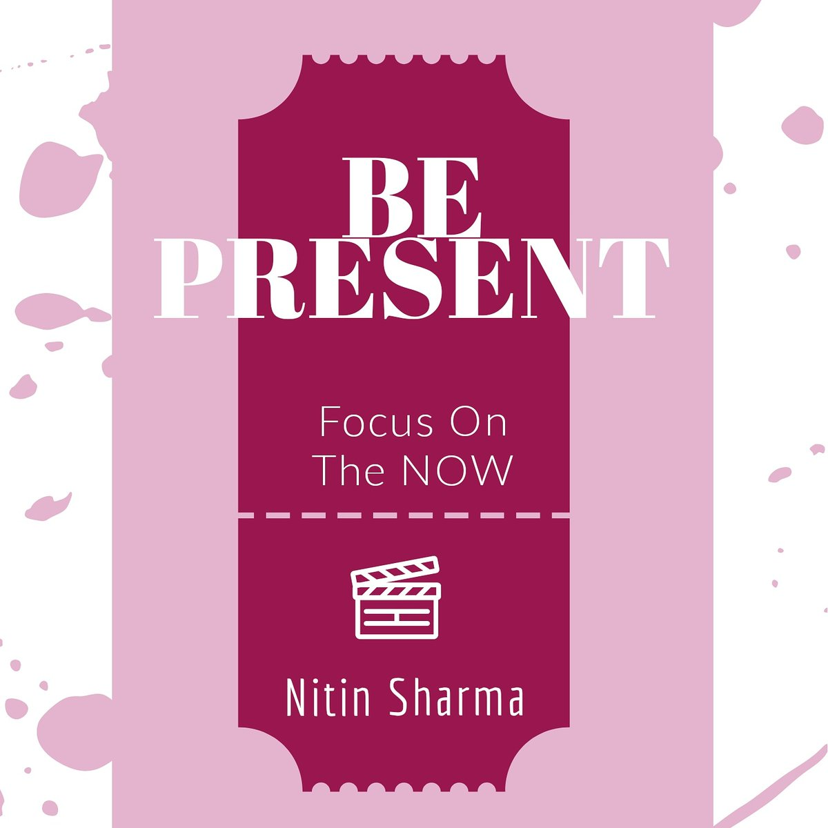Good Morning Guys !!! Here's Wishing You All A Happy Mid-week Ahead... #wednesdaymotivation #wednesdaywisdom #quote #wisdomquote #quoteoftoday #instaquote #quotes #quoteoftheday #present #bepresent #focus #now #foodforthought #thoughtoftheday #instathoughts #goodmorningpostpic.twitter.com/iSvtffhDNA