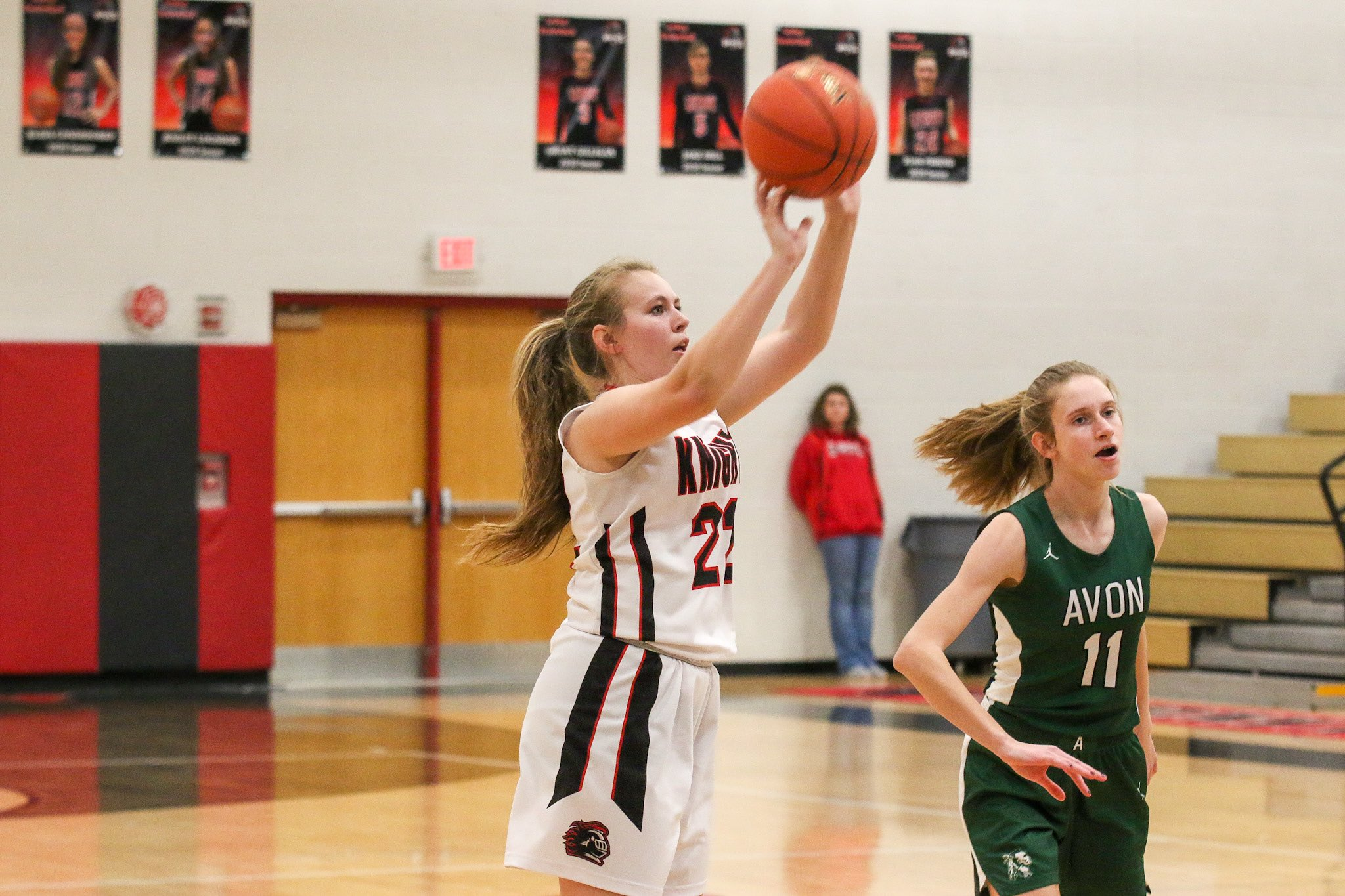 W-FL Thursday: Lyons girls bounce back with win over Sodus; Williamson girls end Red Creeks 4-game win streak