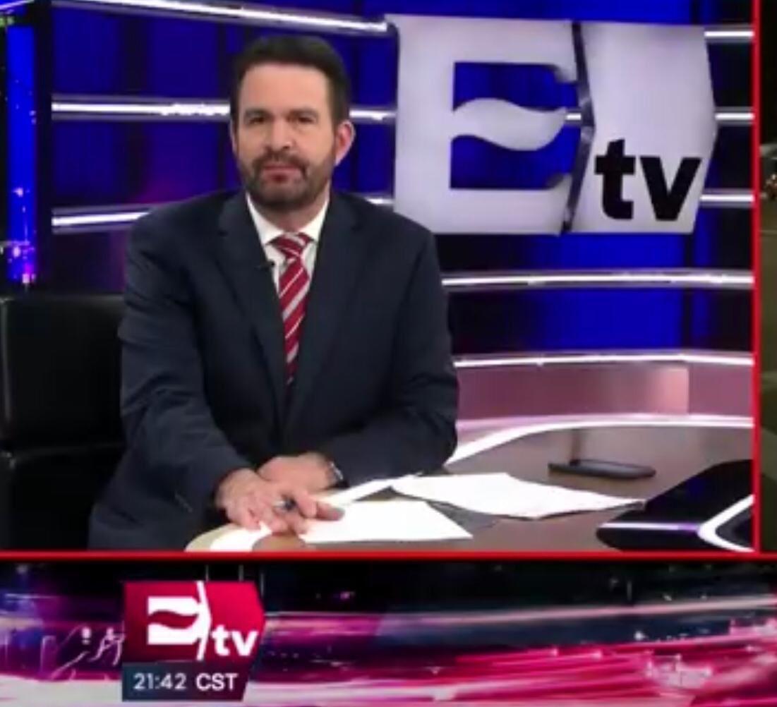 Voy al aire en Titulares de la Noche de #ExcélsiorTv  Un noticiario como debe ser