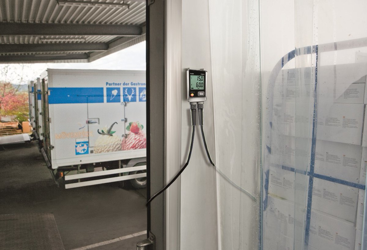Where thermometers fall short in cold chain pharmaceutical goods transport? Previously, cold chain logistics relied on manual temperature reading and measurement logging. While traditional thermometers may be helpful … quick 3 min info share https://t.co/hU6rheLVVL