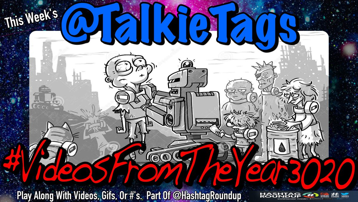Replying to @TalkieTags: Hey Twitter, Let's See Some More  #VideosFromTheYear3020