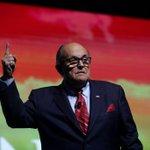 Image for the Tweet beginning: ICYMI: Rudy Giuliani says Lev