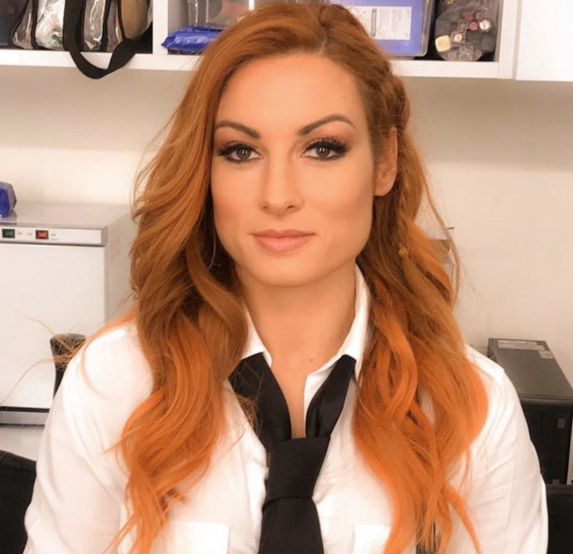 @BeckyLynchWWE's photo on #wwebackstage