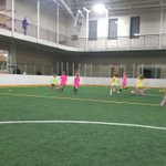 Image for the Tweet beginning: Winter Skills Clinic 2020 U8B and