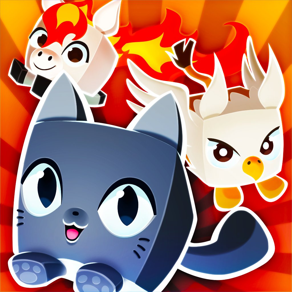 Big Games On Twitter Volcano World And Rainbow Pets Are Live