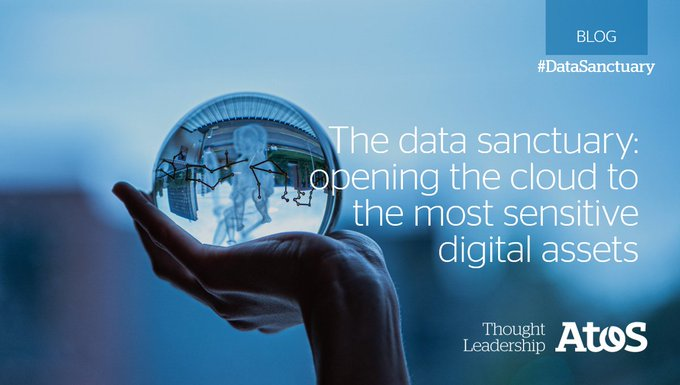 A 'data sanctuary' would be a perfect virtual home for companies seeking a secure...