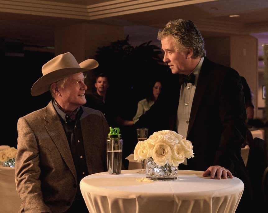 The time they went to the Cattle Barron's Ball #Dallas