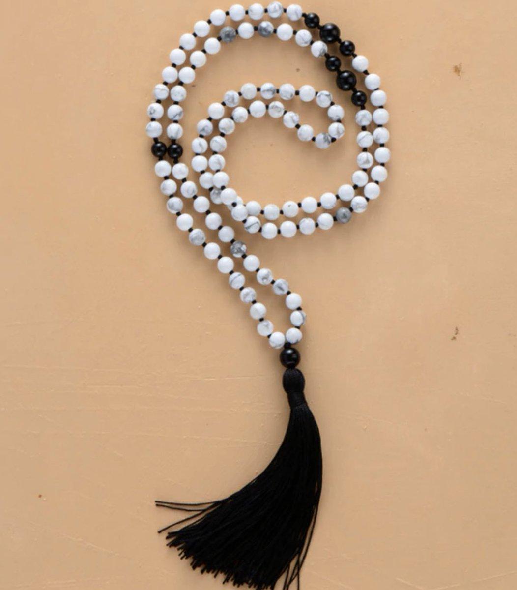 Natural Gemstone Beaded Howlite Mala Necklace Tassel https://egretjewellery.co.uk/products/natural-gemstone-beaded-howlite-mala-necklace-tassel… #necklace #beadednecklace #beads #mala #malanecklace #jewellerywithmeaning #jewelrylovers #jewelryaddit #jewellerylovers #jewelleryaddict #bohojewellery #bohojewelrypic.twitter.com/kifdrF9bRM