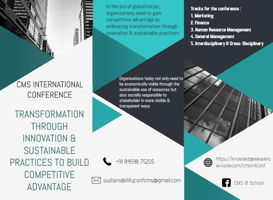 #cms #cmsbschool #internationalconference #jainuniversity #innovationspic.twitter.com/30FIQHOqhx