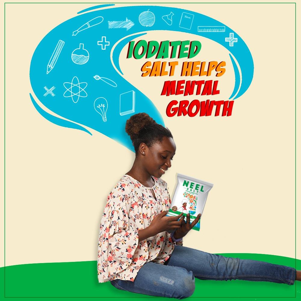 Iodated Salt Helps Mental Growth  #iodatedsalt #neelsalt #childrenhealth #mentalgrowth #healthykids #parenting #healthyfood #tanzaniasalt #salt #arusha #mbeya #daressalaam #Tanzaniapic.twitter.com/o2BL0Fh71t